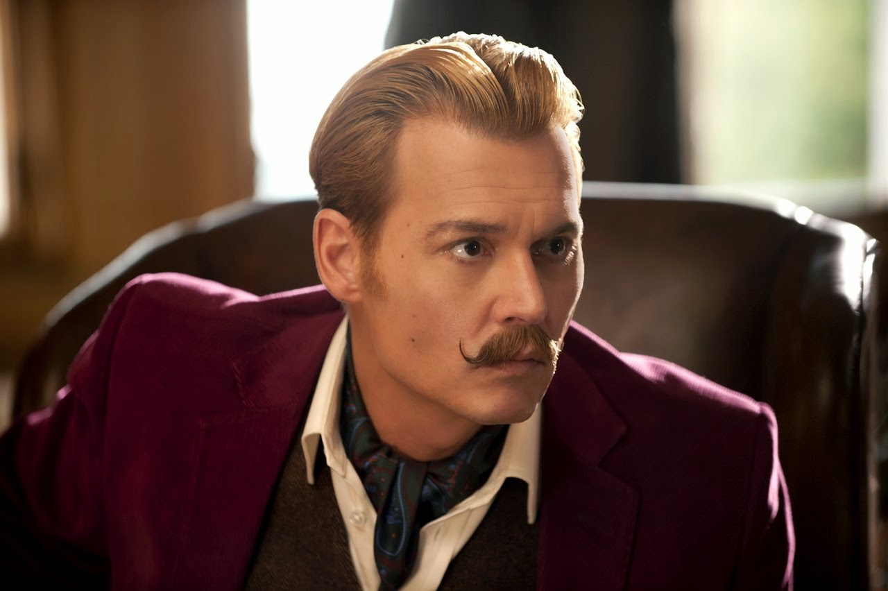 mortdecai johnny depp