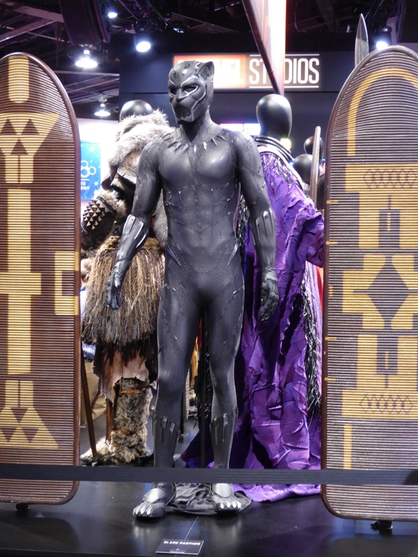 hollywood movie costumes and props black panther cast