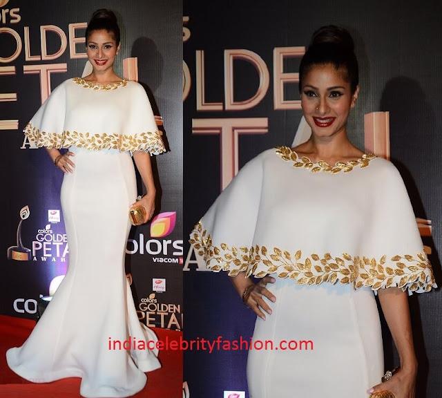 Tanisha Mukherjee in Mayyur Girotra