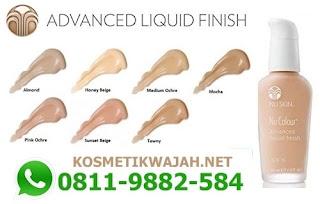 Advance liquid finish