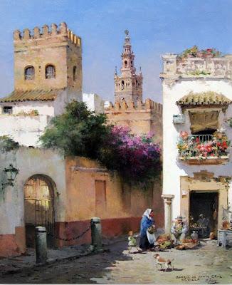 Cuadros modernos pinturas y dibujos lbum de paisajes - Laminas antiguas para cuadros ...