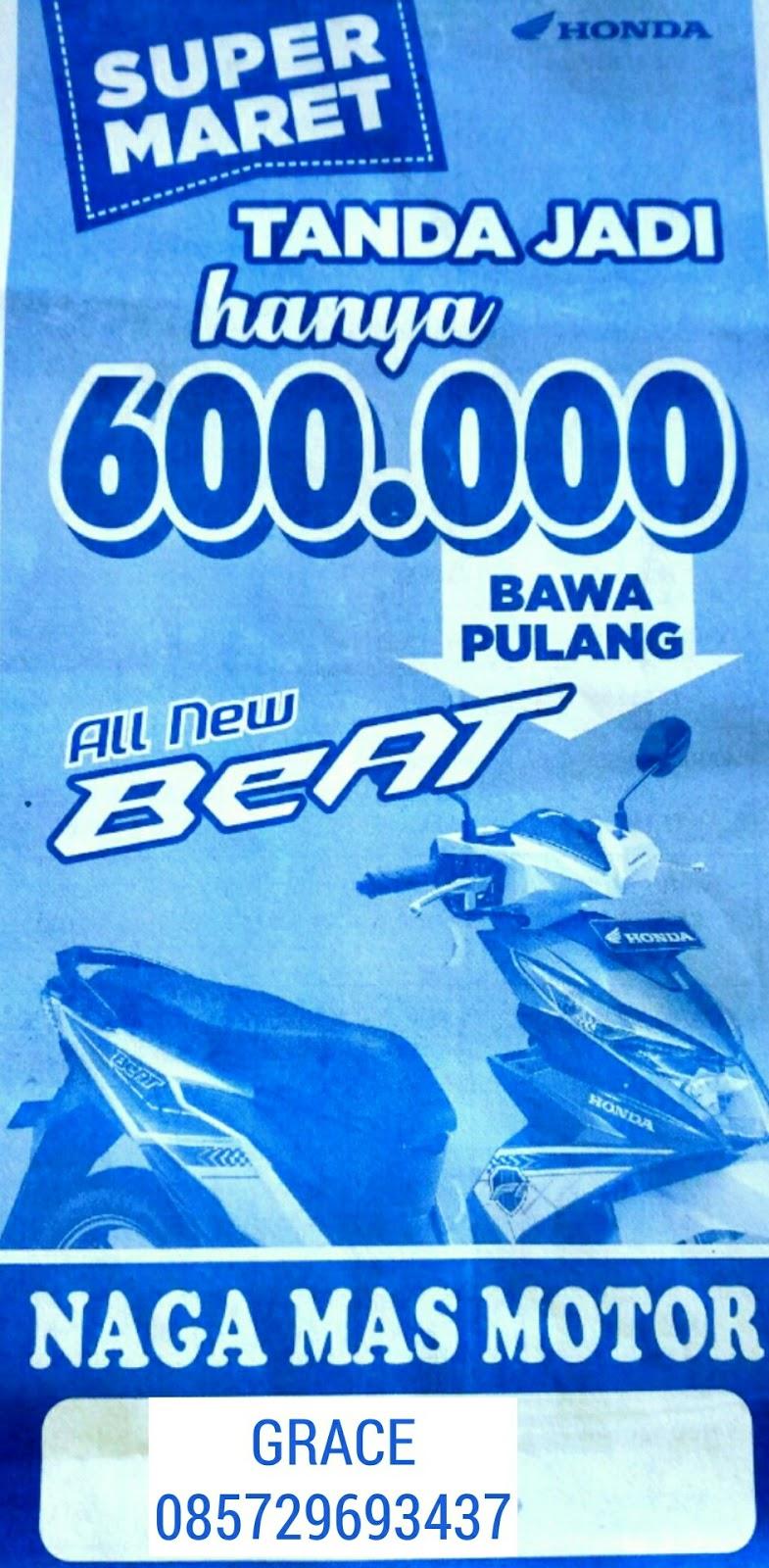 Grace Nagamas Motor Klaten Tengah 2017 All New Vario 150 Esp Exclusive Matte Blue Promo Super Maret Honda Dari Kraguman
