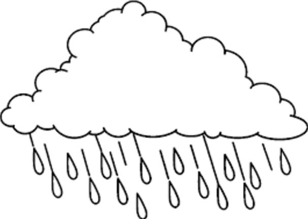 Mewarnai Gambar Jas Hujan Mewarnai Gambar