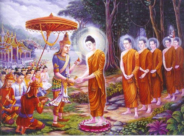 Đạo Phật Nguyên Thủy - Kinh Tăng Chi Bộ - Không nhập thai