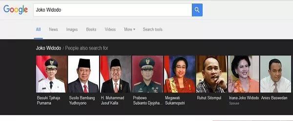 Terdekat Jokowi 1 - 8