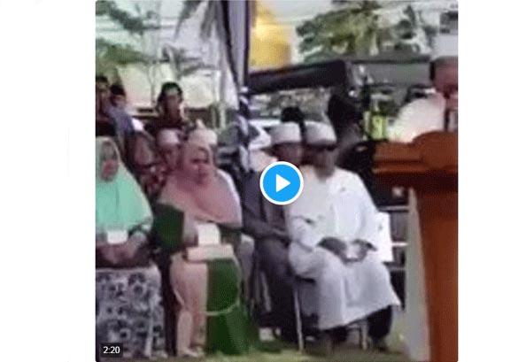 [Video] Protes Keras, Bupati Lampung Selatan: Ganti Agil Siraq yang sudah Ngaco Itu