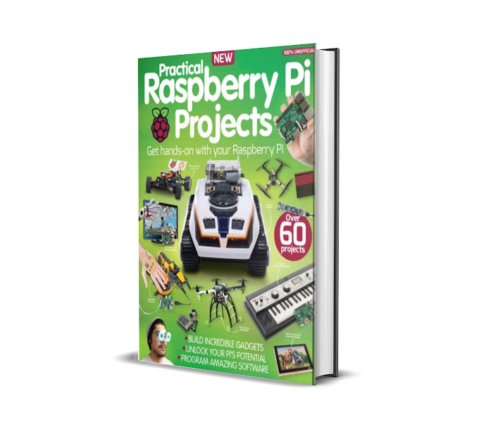 FREE E-BOOK Practical Raspberry Pi Projects