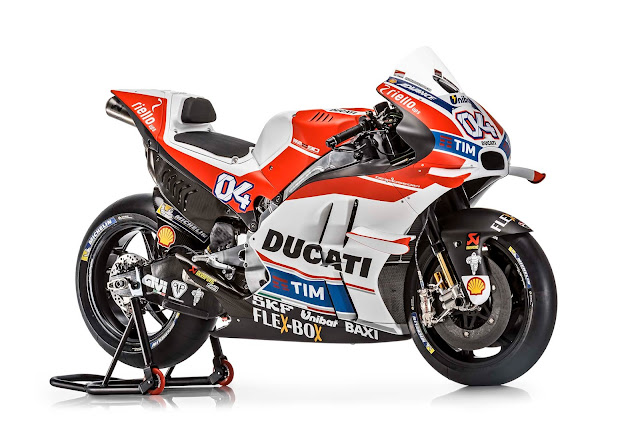 2016 Ducati Desmosedici GP