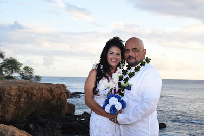 Kahe Point Wedding