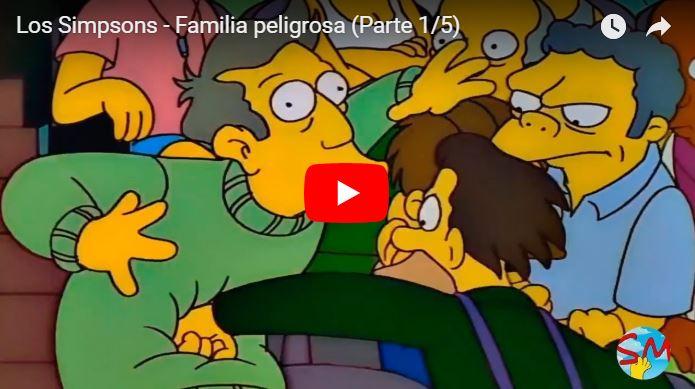 Los Simpsons predicen en este capítulo que la final del Mundial será México - Portugal