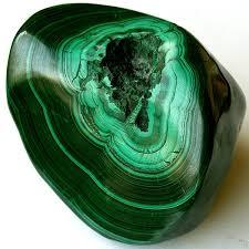 Piedra Mágica: Malaquita