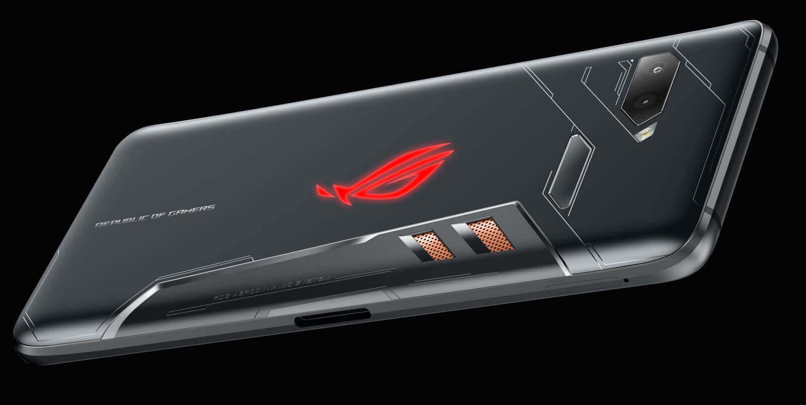 ASUS ROG Gaming Phone Dengan Spesifikasi Gahar Siap Memanjakan Para Gamer Android