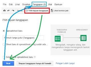 Memanfaatkan Google Drive Untuk Membuat Soal Online