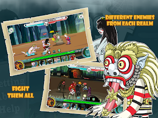 Ghost Battle 2 MOD v1.1.2 Apk (Unlimited Gold + Gems) Terbaru 2016 5