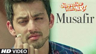Musafir Full Song Lyrics - Atif Aslam - newlyrics.info