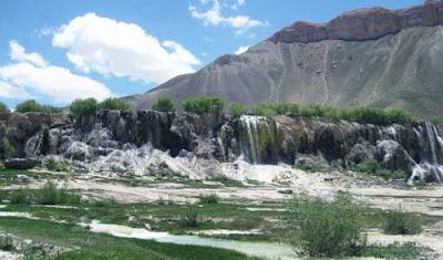 Gambar kenampakan alam pegunungan Afghanistan