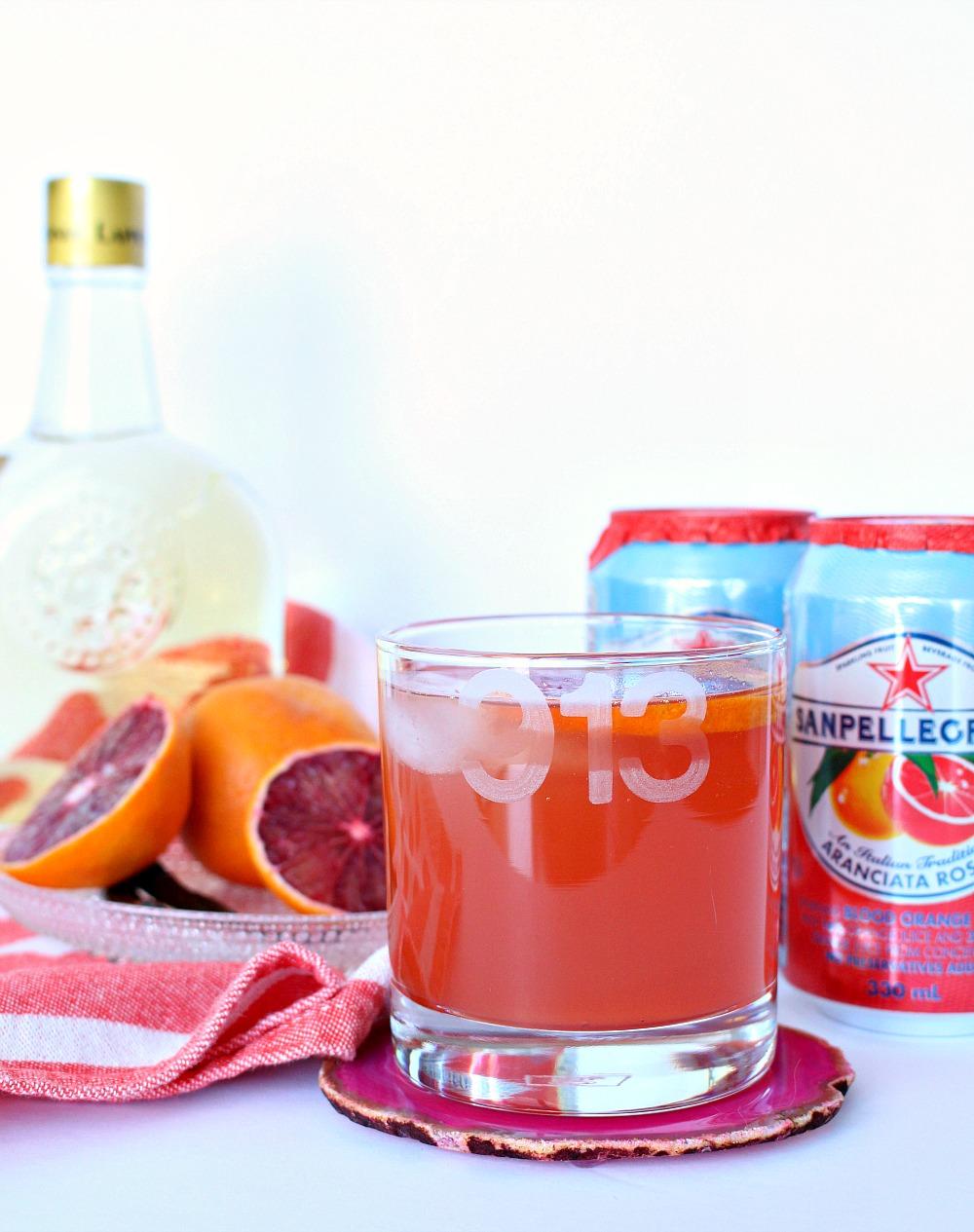 Easy Pink Valentine's Drink