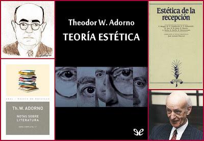 Teoría de la recepción, Notas de Literatura, Teoría estética