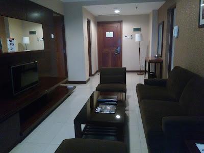 Galeri Ciumbuleuit Hotel Bandung
