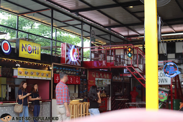 Pitstop Food Park in Congressional Road