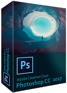 Adobe Photoshop CC 2017 x64-Bits Multilinguagem Box Cover