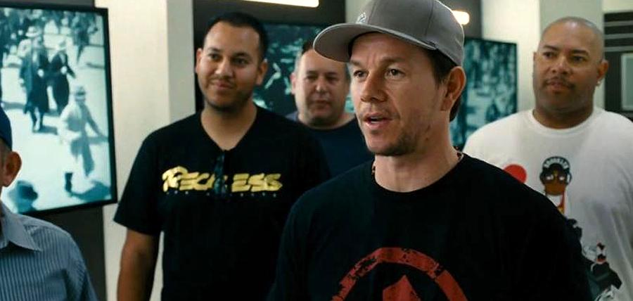 Apariţii surpriză în filmul Entourage: Mark Wahlberg