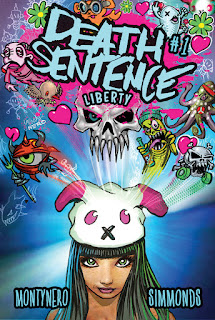 Death Sentence: Liberty issue 1