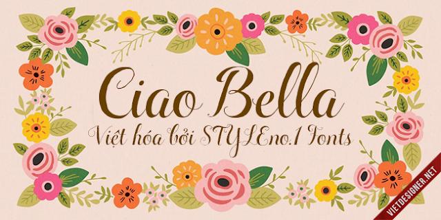 [Script] Ciao Bella Việt hóa