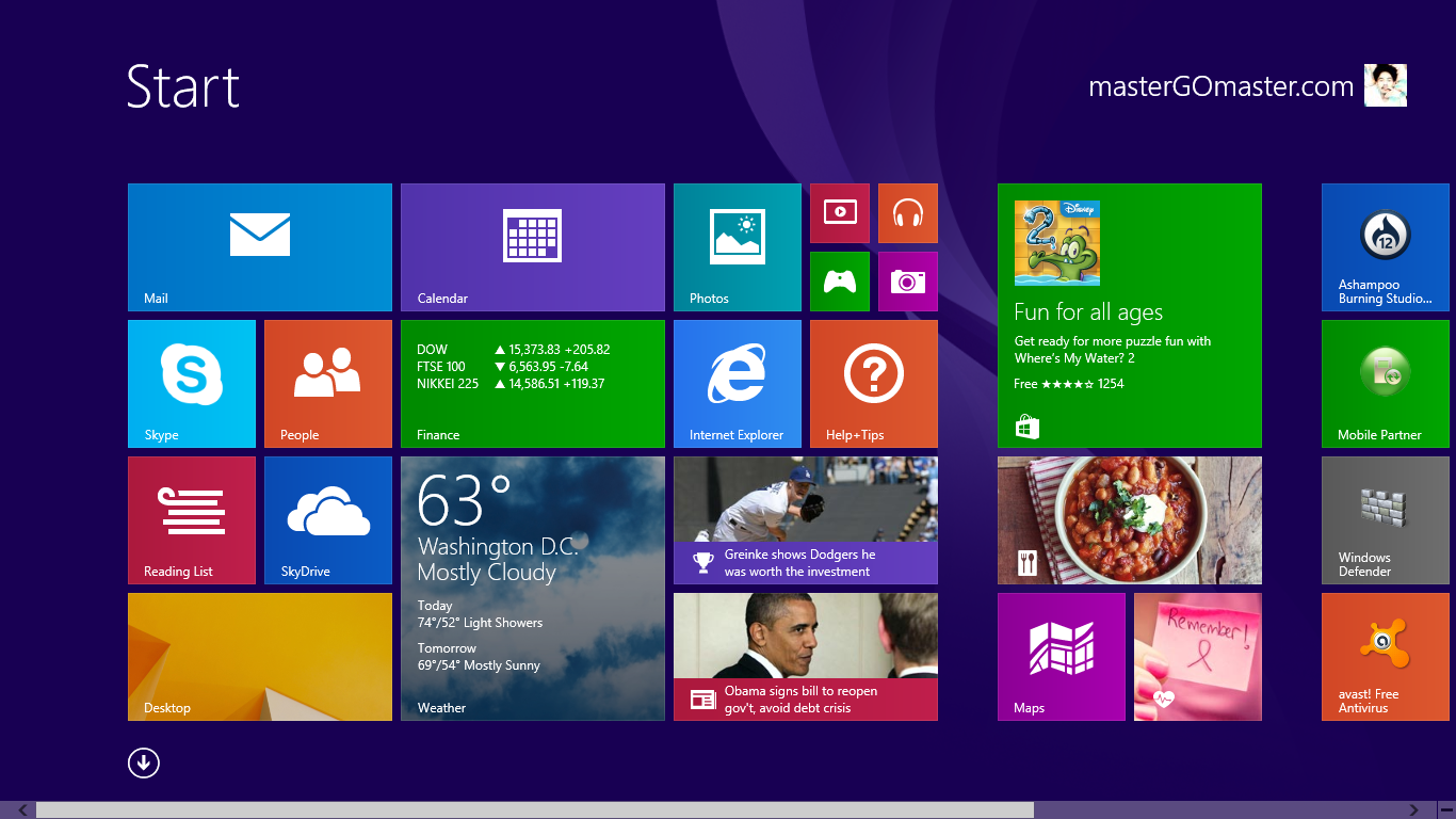 windows 8 single language 64 bit download