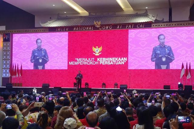 Jokowi Minta Masyarakat Bersyukur meski Pertumbuhan Ekonomi Hanya 5,17% Dan Tak Sesuai Janji