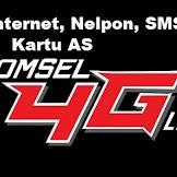 Paket Internet, Nelpon & SMS Kartu AS Harga Terendah s/d Tertinggi - 2019