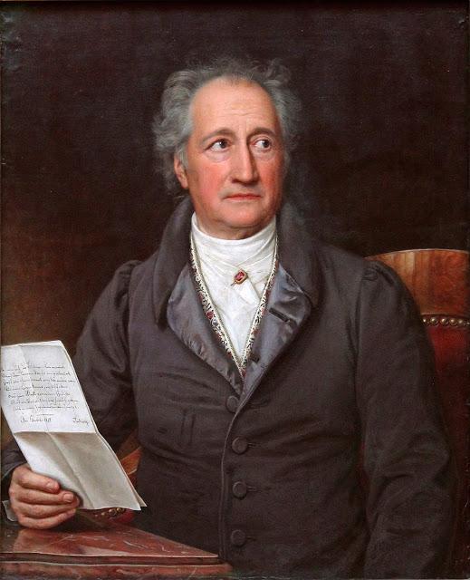 Johann Wolfgang Von Goethe Ni Ajab Prem NI Gazab Kahani Article By Naresh K. Dodia
