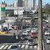 Avenida Salgado Filho x Antônio Basílio com trânsito intenso