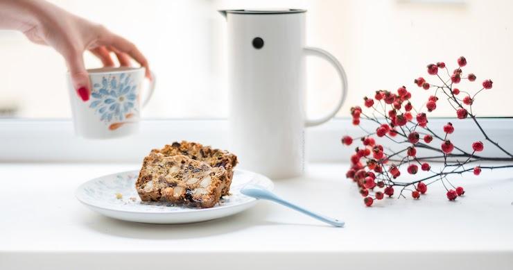 ch vre culinaire rezept zu weihnachten ein schwedisches fr chtebrot julekage auf dem. Black Bedroom Furniture Sets. Home Design Ideas