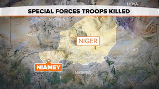 More Details Emerge On The Deaths Of 4 U.S. Special Forces Soldiers In Niger