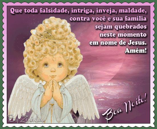 Mensagem De Anjos De Boa Noite
