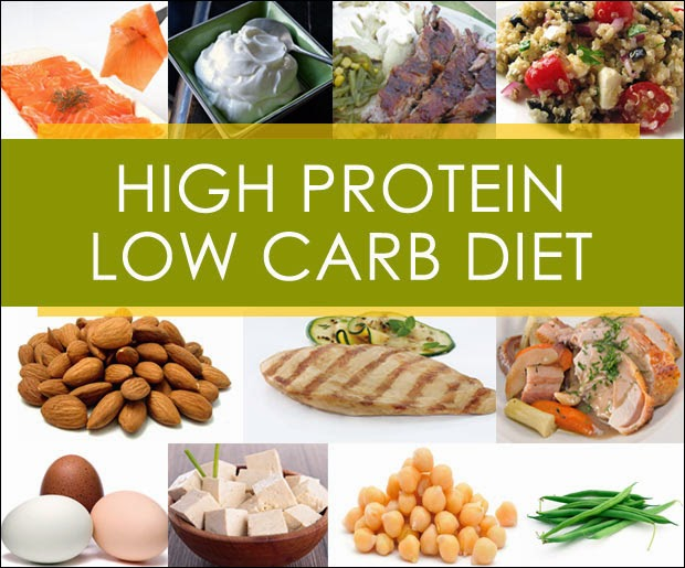 low carb high protein meal plan pdf