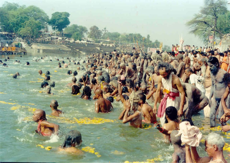 maha kumbh mela top destinations in  the kumbh mela festival of the pitcher is the largest gathering of humankind in the world in 2013 it is held from 27 to 25