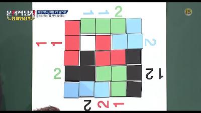 Shin Jae pyeong Song Ki Moon Sung Jin hwan Joo Woo jae Jang Dong min tromino tetromino World Puzzle Championship Jun Hyun moo Ha Seok jin Kim Ji seok Lee Jang won Tyler Rasch Park Kyung Problematic Men Ep.68 Brain Warm ups Noepulgi