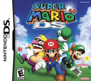 Super Mario 64 DS, Español, Mega, Mediafire
