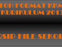 DOWNLOAD CONTOH KKM K13 REVISI IPS KLS 7 REVISI 2017