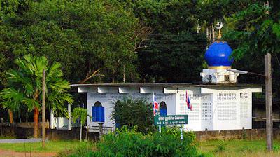 mosque near ranong