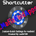 Shortcutter - Quick Settings & Sidebar Premium 5.1.3 Apk for Android