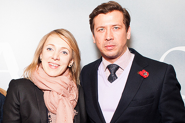 Actor Andrei Merzlikin and his wife Anna became parents for the fourth time