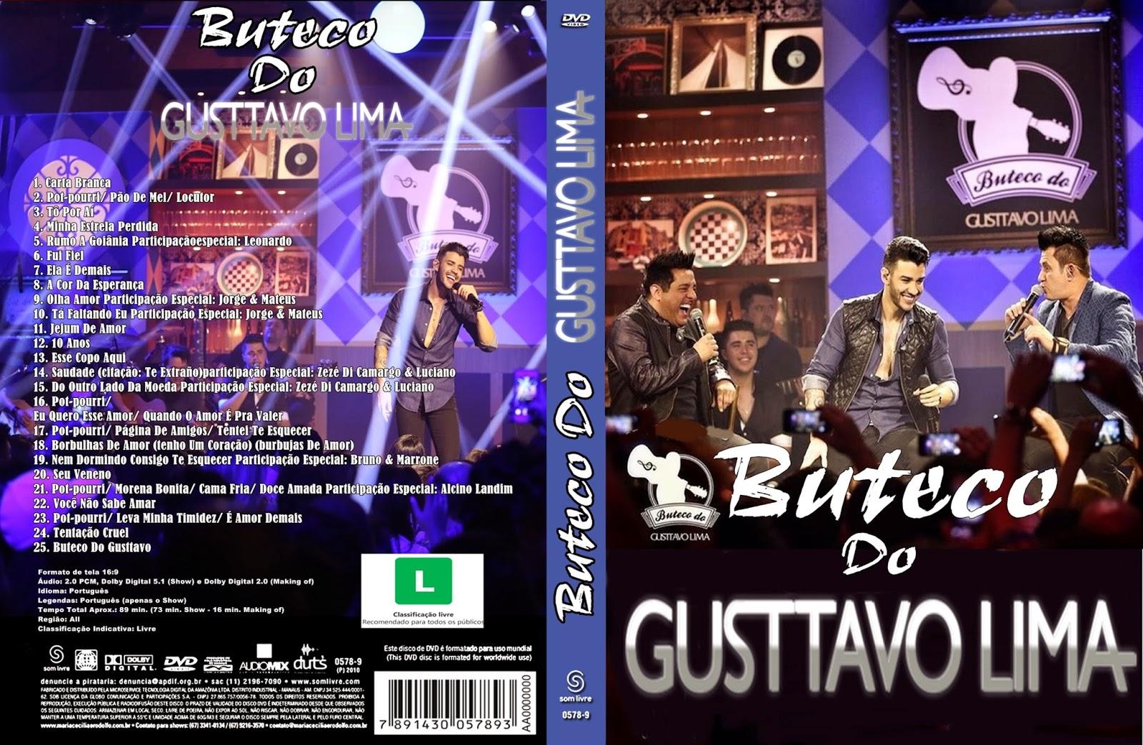 CD BUTECO BAIXAR GUSTAVO LIMA