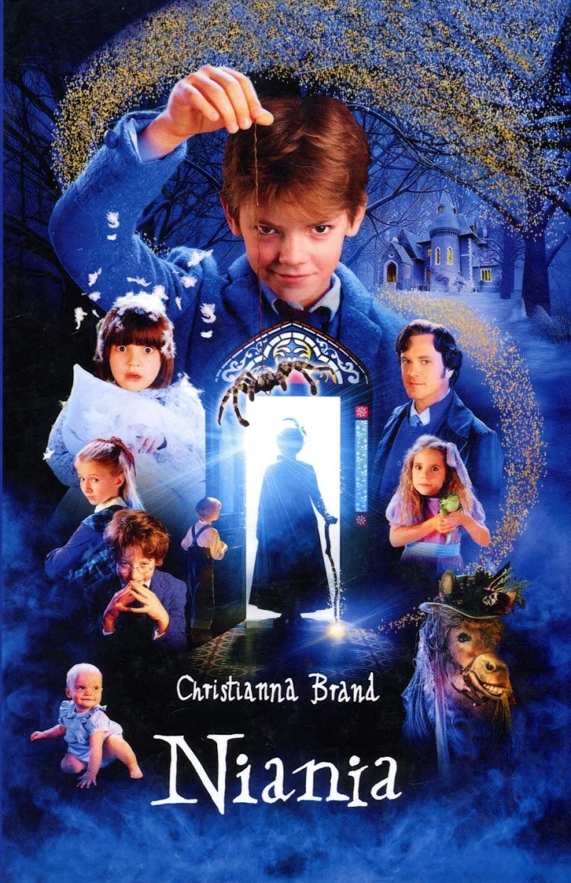 Niania - Christianna Brand
