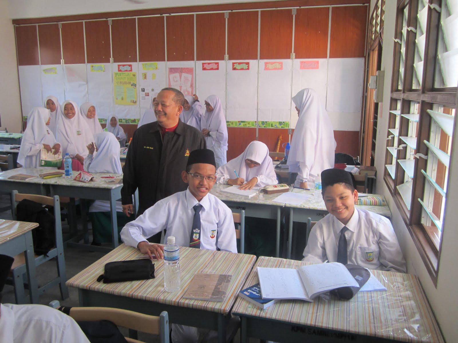 Sekolah Agama Nurul Iman Kronis I