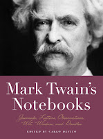 Image of Mark Twain on Top Ten Tuesday on Blog of Writing Consultant, Author and Editor from Extra Ink Edits, providing Editing Services for Writers
