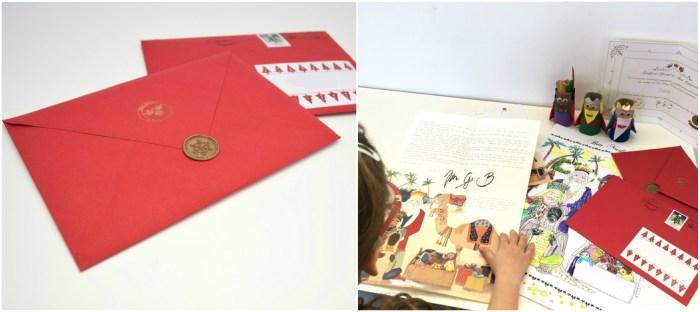 reglaos especiales sorprendentes asombrosos navidad, cartas encantadas personalizadas reyes magos