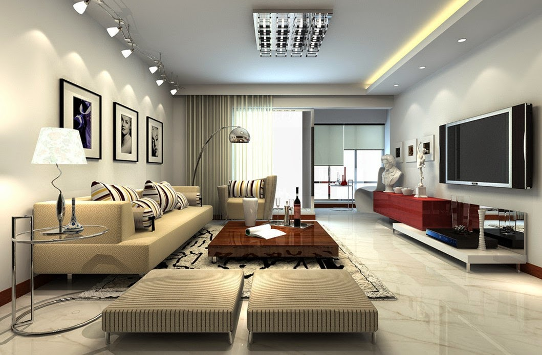 75 Ide Desain Interior Rumah Minimalis Modern Terbaru 2017 Disain